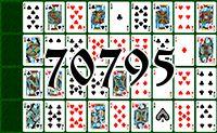 Пасьянс №70795
