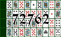 Пасьянс №72762