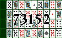 Пасьянс №73152