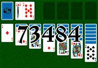 Пасьянс №73484