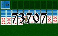 Пасьянс №73707