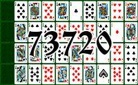 Пасьянс №73720