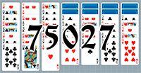 Пасьянс №75027