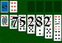 Пасьянс №75282