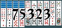 Пасьянс №75323