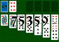 Пасьянс №75359