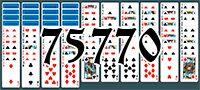 Пасьянс №75770