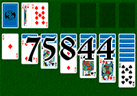Пасьянс №75844
