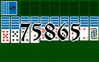 Пасьянс №75865
