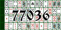 Пасьянс №77036