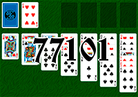 Пасьянс №77101