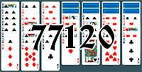 Пасьянс №77120