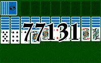 Пасьянс №77131