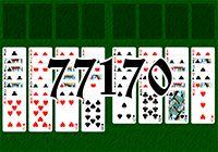 Пасьянс №77170