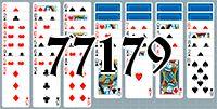Пасьянс №77179