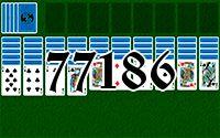 Пасьянс №77186