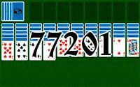 Пасьянс №77201