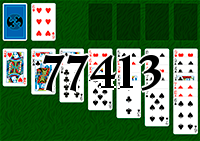 Пасьянс №77413
