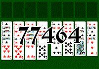 Пасьянс №77464