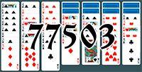 Пасьянс №77503