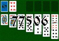 Пасьянс №77506