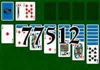 Пасьянс №77512