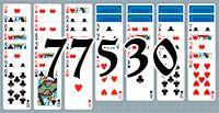 Пасьянс №77530