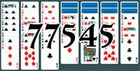 Пасьянс №77545