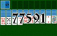 Пасьянс №77591