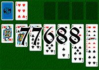 Пасьянс №77688