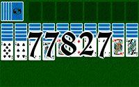 Пасьянс №77827