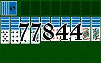 Пасьянс №77844