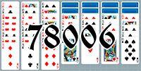 Пасьянс №78006