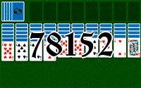 Пасьянс №78152