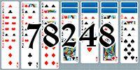 Пасьянс №78248