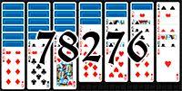 Пасьянс №78276