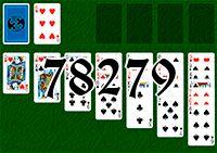 Пасьянс №78279