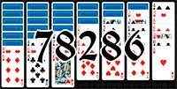 Пасьянс №78286