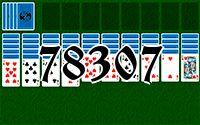 Пасьянс №78307