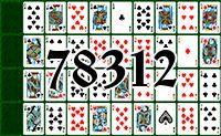 Пасьянс №78312