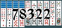 Пасьянс №78322