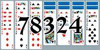 Пасьянс №78324