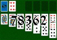 Пасьянс №78362