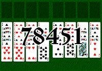 Пасьянс №78451