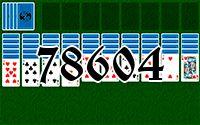 Пасьянс №78604