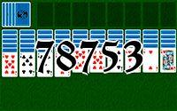 Пасьянс №78753