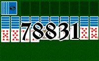 Пасьянс №78831
