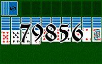 Пасьянс №79856