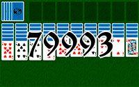 Пасьянс №79993