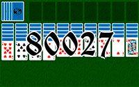 Пасьянс №80027